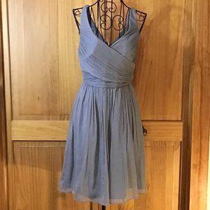 J. Crew ~ Tank Top Formal Mini Dress